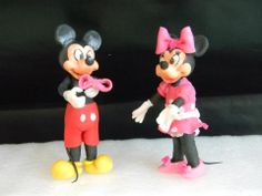 Minnie si michey