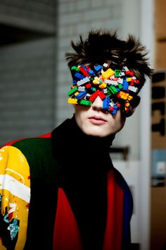 Agi  BACKSTAGE AT THE LONDON COLLECTIONS: MEN