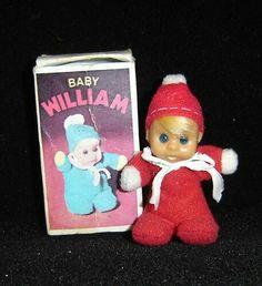 Matchbox baby dollies