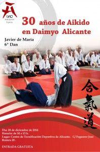 Javier de María Aikido Alicante