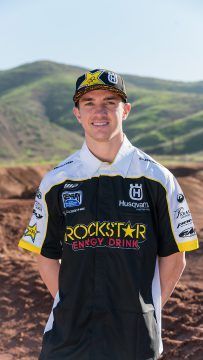 Dean Wilson has rejoined the factory ranks. Wilson will contest the rest of the 2017 Monster Energy AMA Supercross Series and the 2017 Lucas Oil Pro Motocross Championship with the Rockstar Energy Husqvarna Factory Racing team.