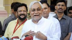 Law never fails due to incidents of crime, says Nitish Kumar - http://nasiknews.in/law-never-fails-due-to-incidents-of-crime-says-nitish-kumar/