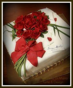 Pacco rose | by antonella di maria torte & design