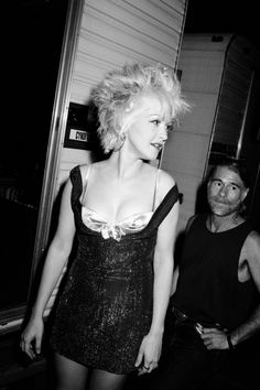 "The Most Memorable Fashion Moments at the VMA's|"" Cindy Lauper, 1988"""