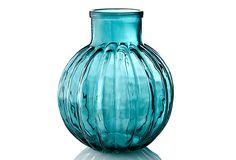 "11.5"" Vase, Blue on OneKingsLane.com #onekingslane #designisneverdone"