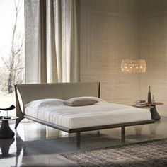 Double beds-Beds and bedroom furniture-Nelson-Cattelan Italia