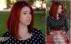 Tamara's outfit from S03E03 on Awkward. This website is amazing.