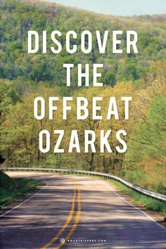 The Ozark Mountains are home to many surprisingly quirky little gems.