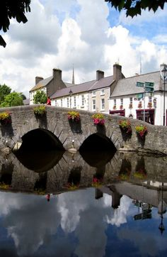 Bridge Street - Westport, County Mayo, Ireland // by scottishtom via Flickr