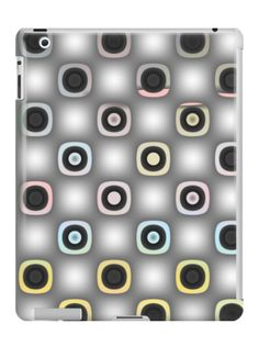 Transistor  Check out the link for more products with this design!  #art #ipad #tablet #case #redbubble #apple #buy #sale #electrical #electricity #brain #computer #perception #color #grey #gray #red #yellow #blue #circle #square #abstract #abstraction #transistor #cool #hip #chic #modern #style #life #lifestyle