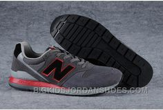http://www.bigkidsjordanshoes.com/new-balance-996-men-carbon-grey-red-cg47m.html NEW BALANCE 996 MEN CARBON GREY RED CG47M Only $63.00 , Free Shipping!
