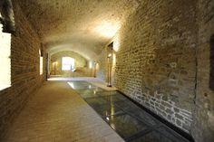 Inside Rocca Sillana - Tuscany #volterratur