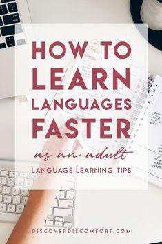 Language Study, Spanish Language Learning, Foreign Language, Language School, Learn Dutch, Learn French, Learning Languages Tips, Learning Resources, Tagalog Words