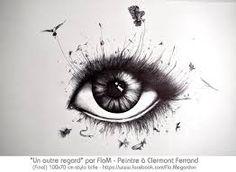 """Résultat de recherche d'images pour """"dessin oeil facile"""""""