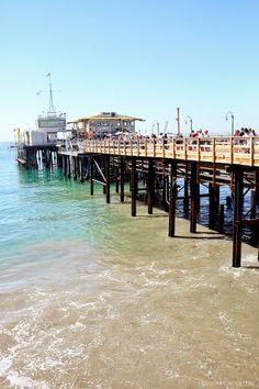 Santa Monica Pier   Things to do in LA