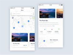 Venues Location App