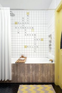 Fun tiles...not bath
