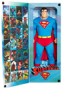 Superman Clark Kent Kal-el Q Version Clay Anime Pvc Model Collection Action Figures For Girls Kids Lover Children Christmas Gift Sales Of Quality Assurance Back To Search Resultstoys & Hobbies