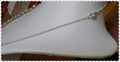 Silvia Jewellery of Style: Collana medaglie argentate