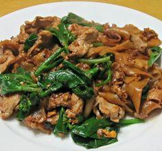 Pad See Ew-Thai Flat Noodle Recipe