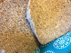 Whole Wheat, Kid-Tested Bread with Chia Seeds, Quinoa, Flax and more! 100 Whole Wheat Bread, Muffin Bread, Cooking Bread, Daily Bread, Chia Seeds, Good Food, Fun Food, Baked Goods, Quinoa