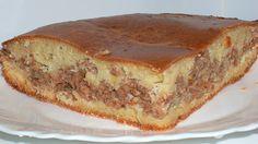 Пирог с мясом легче не бывает выручит в любой ситуации.