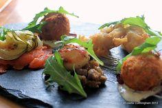 Fish Platter at Fenn's Quay Restaurant, Cork City Cork City Ireland, Fish Platter, Plating Techniques, Good Food, Restaurant, Places, Ethnic Recipes, Photography, Travel