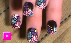 Spring Nail Tutorials | Beautylish