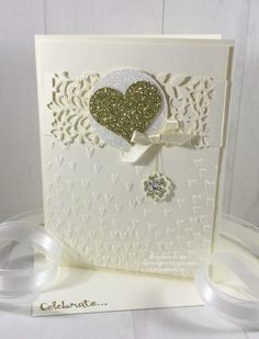 Stampin'Up! So Detailed Thinlit Dies Celebrate card