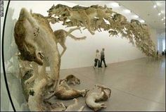 Cai Guo-Qiang Head On artFido5