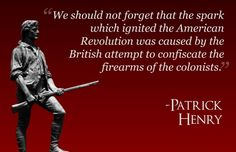 """Our constitutional right to keep and bear arms is to protect our liberty. As President Ronald Reagan once put it, """"The right of the citizen to keep and bear arms must not be infringed if liberty in American is to survive."""" LIKE and SHARE if you agree."""