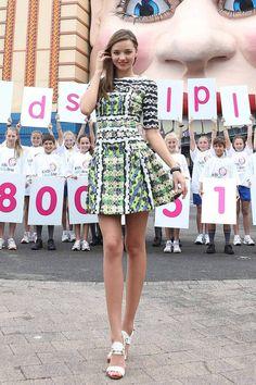 Miranda Kerr style file gallery - Vogue Australia