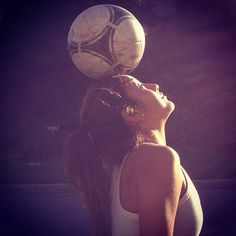 I always wanted to play soccer...but never did cuz I didn't want to offend my sis. But I still want to learn how to play. I doubt I'll even play on a team at this point... Even so just for fun, I want to learn!!!! :)