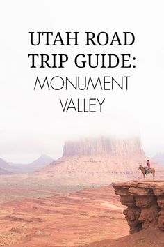 Monument Valley is one of the most stunning places I've ever been to. Don't miss out on seeing these gorgeous rock formations in person. Plan a trip now to Utah! http://jannaonajaunt.com
