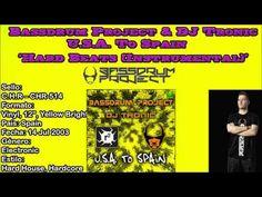 Bassdrum Project & DJ Tronic – U.S.A. to SPAIN - Hard Beats INSTRUMENTAL