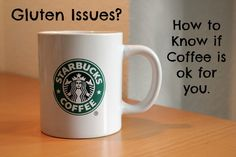 Coffee is a common cross-reactor for those who are gluten sensitive.  How to know if drinking coffee will work for you or not.  http://www.thehealthyhomeeconomist.com/coffee-and-gluten-sensitivity-never-the-twain-shall-meet/