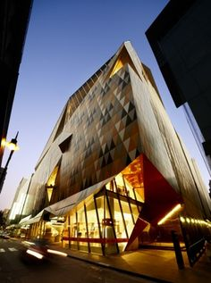 Myer Bourke Street Redevelopment / NH Architecture | ArchDaily
