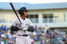 Bleeding Yankee Blue: WE'RE FOLLOWING THESE YANKEE HITTING PROSPECTS...