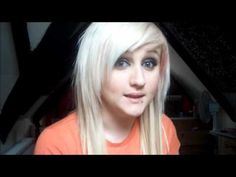 How to go from Black hair to Platinum Blonde!~~~~Hmmm.....think I'm really going for a change now??!! ......   =D