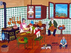 The Kitchen by Maria Julia Fraile ( Spain )