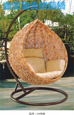 Rattan cadeira de suspensão interior pequena varanda fresco cadeira gaiola ninho balanço pássaro em Balanços de Móveis no AliExpress.com | Alibaba Group