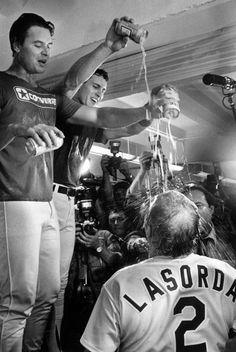 1981 - Dodgers Win