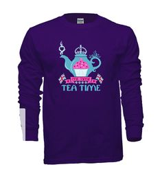 Tea Time, Me Time: Our Latest Tribute to the Venerable Cuppa - Est Ship Date March 17th - Anglotees