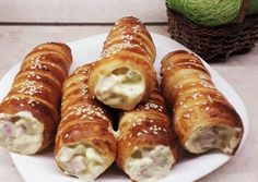 Easter Recipes, Winter Food, Sausage, Food And Drink, Bread, Joker, Diy, Essen, Bricolage