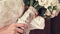 Santa Barbara Shabby Chic Wedding