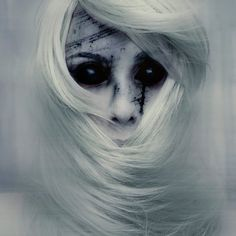 eyes are the window to the soul . . . but what if there's no soul