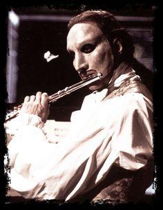 Charles Dance - Phantom of the opera. What a gentle man.