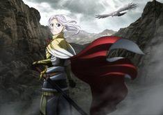 Final 'Heroic Legend of Arslan: Dust Storm Dance' Anime DVD/BD Release Artwork Arrives
