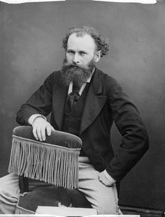 Edouard Manet by Nadar