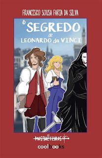 """Bloguinhas Paradise: Novidade Coolbooks - """"O Segredo de Leonardo da Vin..."""